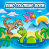 My Dino Coloring Book Image