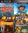 4 in 1 Action Pack Image