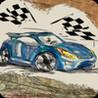 Paper Car Racing Image