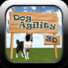 Dog Agility 3D Image