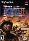 Conflict: Desert Storm II - Back to Baghdad Image