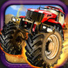 A Street Tractor Speed Race: City Run Racing Game Image
