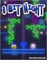8-Bit Night Image