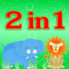 2 in 1 : observation games and slide puzzle Image