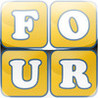 4 Letter Word Game Image
