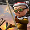 Flight Training - Elf on the Shelf-Christmas Game Image