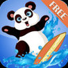 Animal Surf Race -  Panda & Friends Crazy Surfing Sports Fun Image