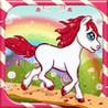 Candy Pony Run - Sweet Jumping Game Saga Image