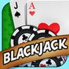 A Blackjack 21 Pro Card Game Image