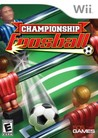 Championship Foosball Image