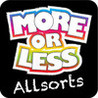 More or Less - Allsorts Image