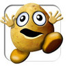 POTATO PANIC - action runner fun game Image