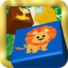 Animal Blocks - Premium Classic 3 in a row Edition Image