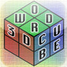 3D Word Cube Image