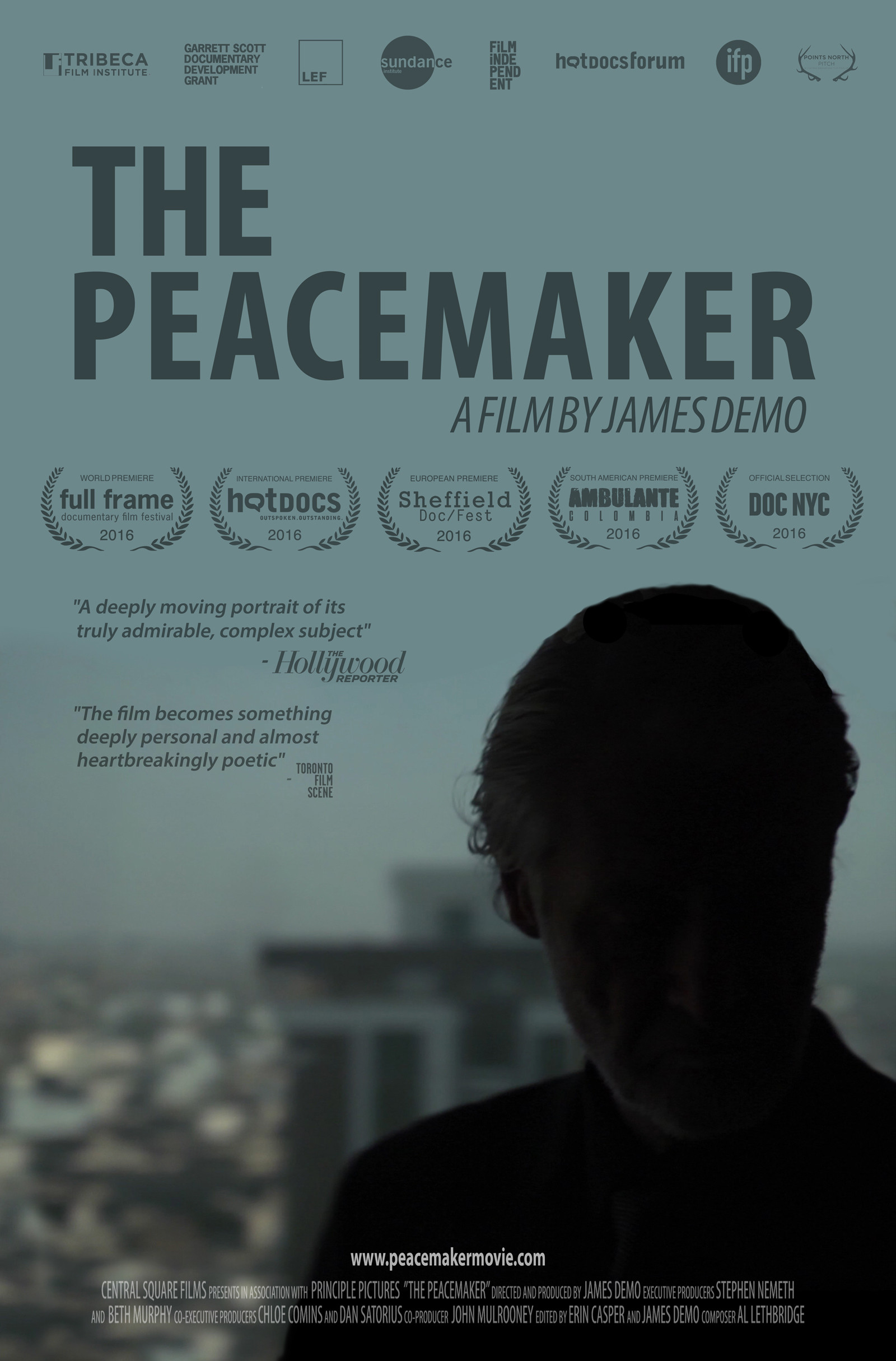 Peacemaker Quotes The Peacemaker 2018 Details And Credits  Metacritic