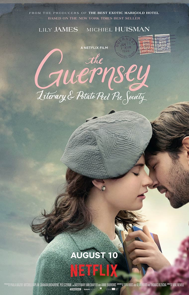 The guernsey literary and potato peel pie society details and the guernsey literary and potato peel pie society malvernweather Images