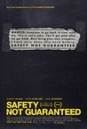 Safety Not Guaranteed Image