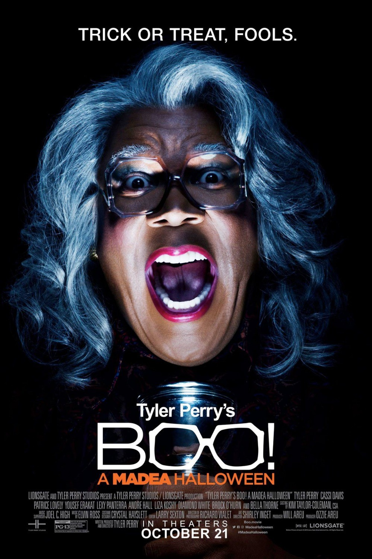 Boo! A Madea Halloween Reviews - Metacritic