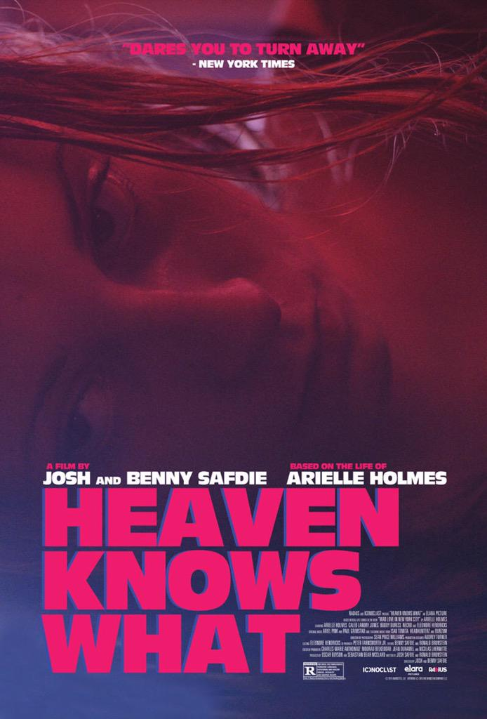 Heaven Knows What Reviews - Metacritic