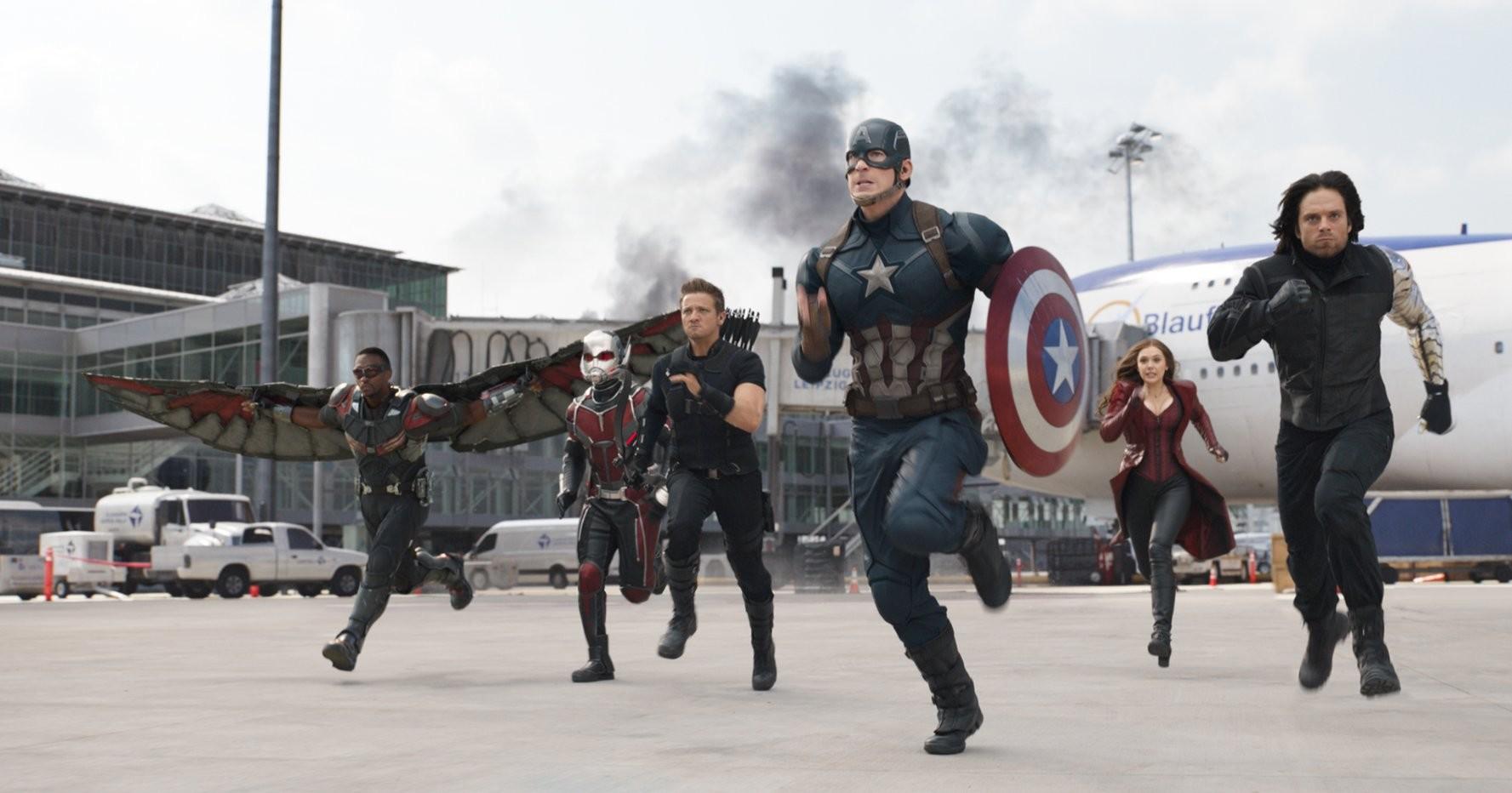 Captain America Civil War Reviews