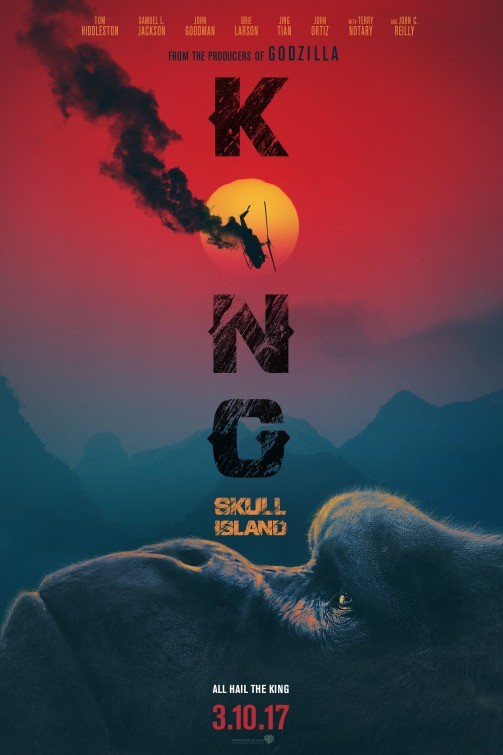 King Kongi: Tavisqalis Kundzuli Qartulad / კინგ კონგი: თავისქალის კუნძული (ქართულად) / Kong: Skull Island