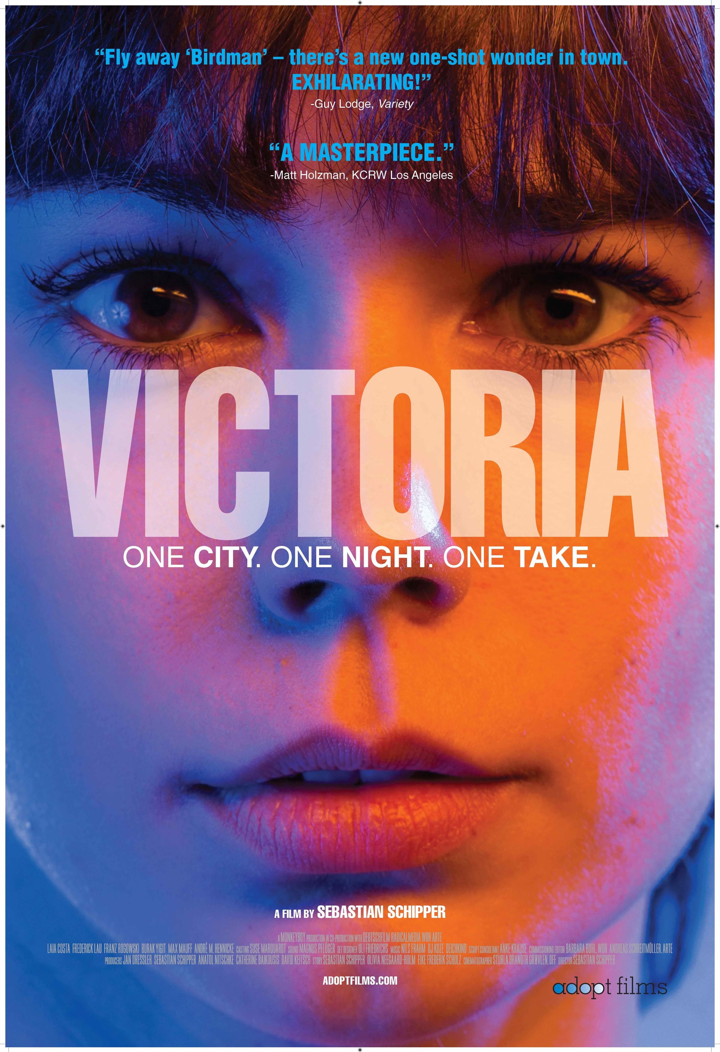 Victoria Reviews - Metacritic