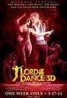 Lord of the Dance in 3D Image