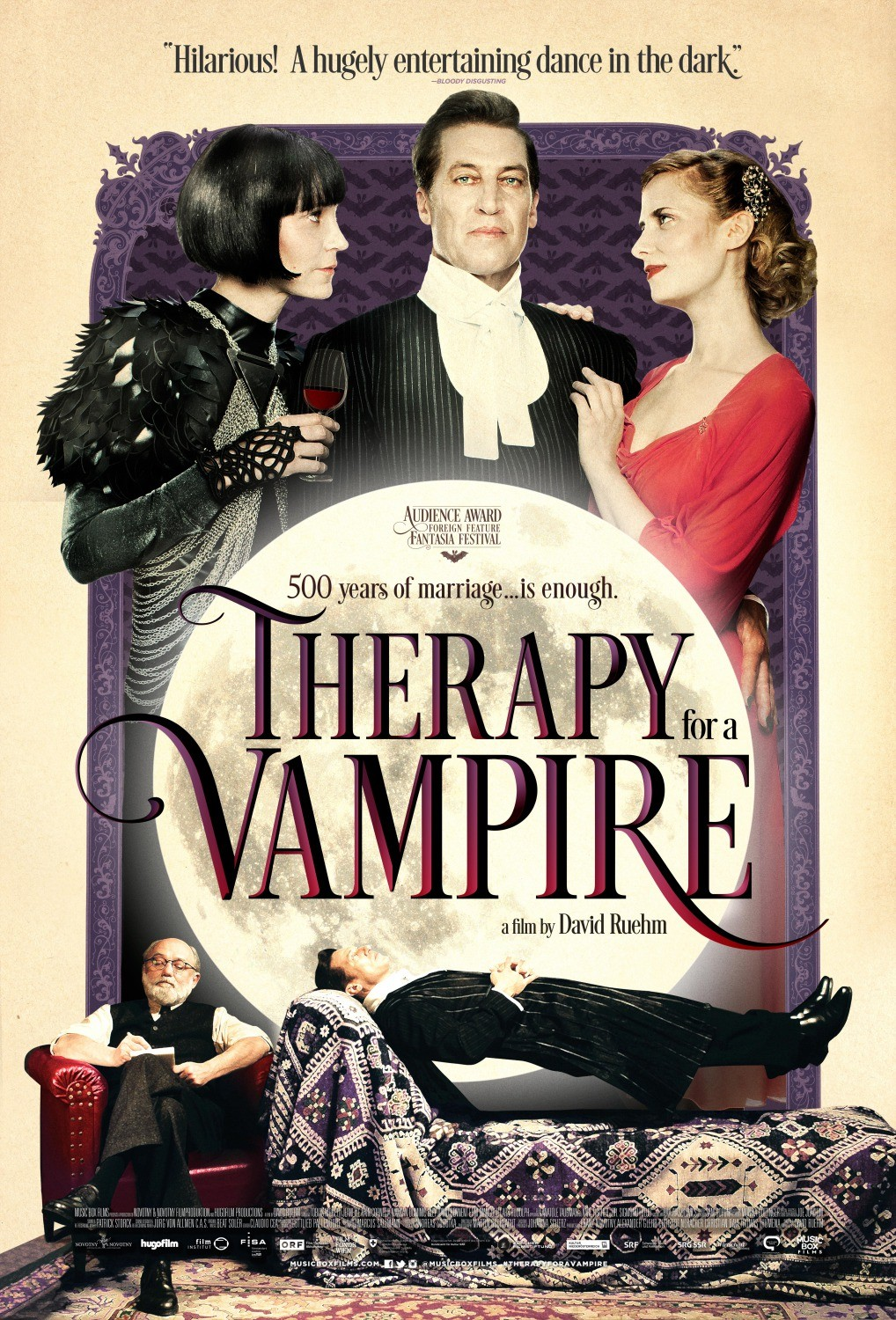 Therapy for a vampire reviews metacritic malvernweather Images
