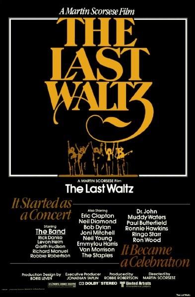 The Last Waltz (re-release)