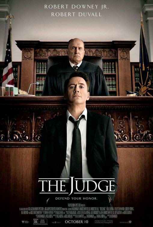 The Judge 2014 Details And Credits