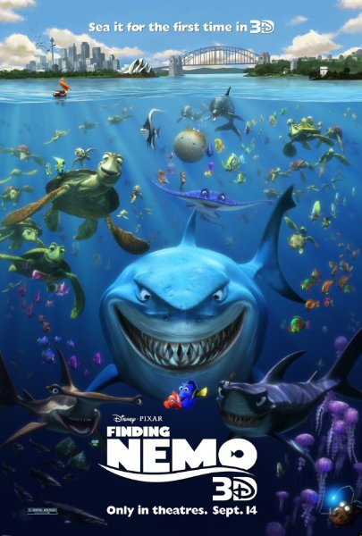 Finding Nemo Reviews