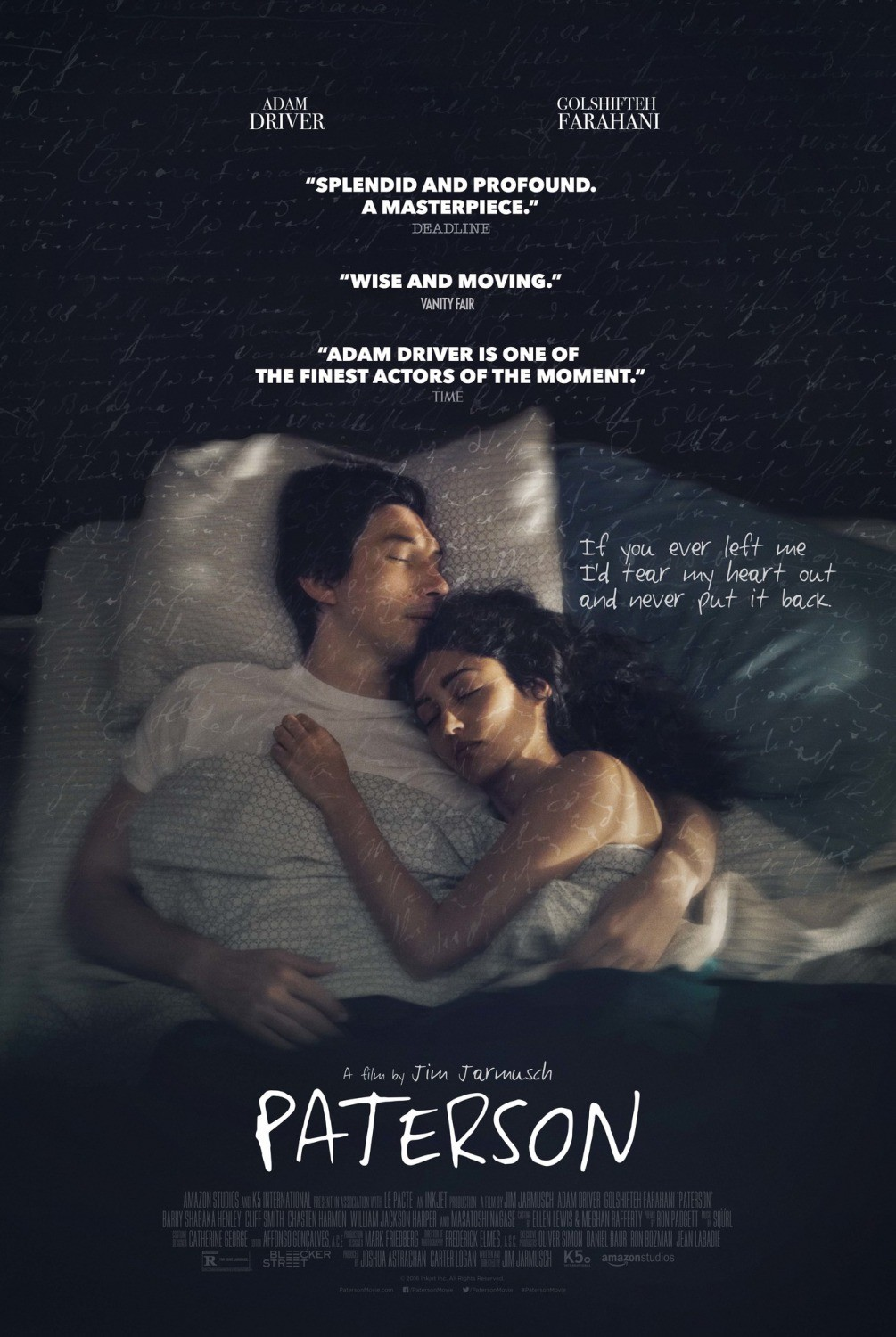 Paterson Reviews Metacritic