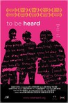 To Be Heard Image