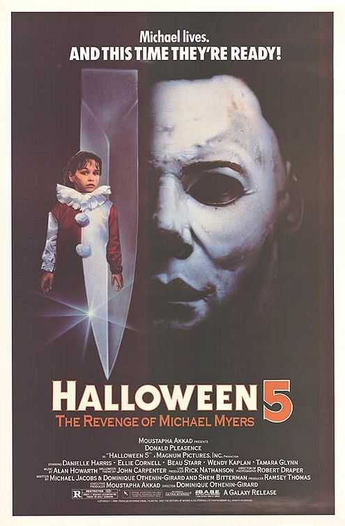 Halloween 5: The Revenge of Michael Myers Reviews - Metacritic