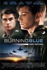 Burning Blue Image