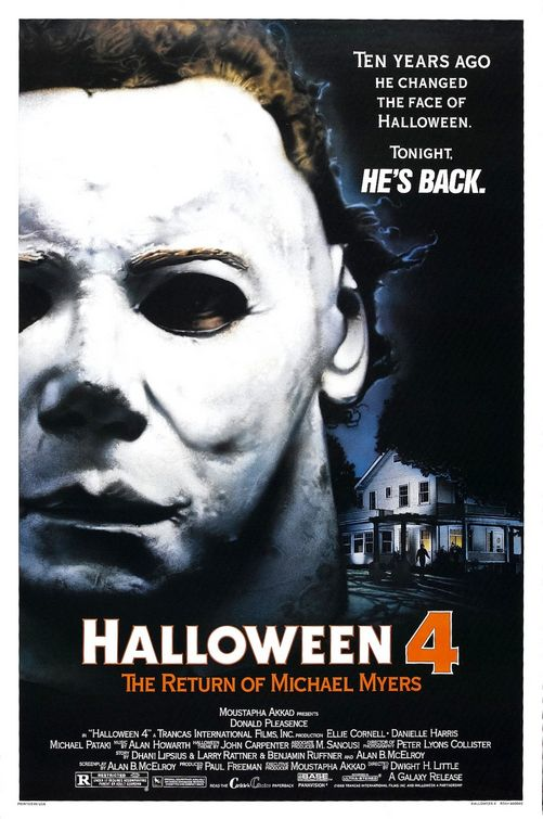 Halloween 4: The Return of Michael Myers Reviews - Metacritic