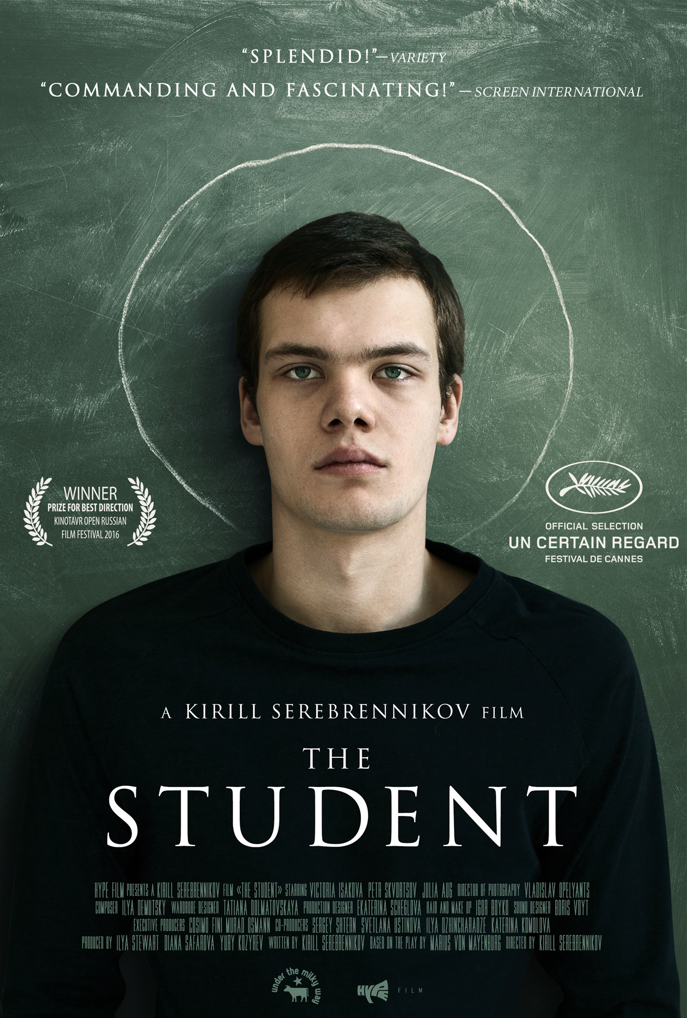 The Student (2017) Details and Credits - Metacritic