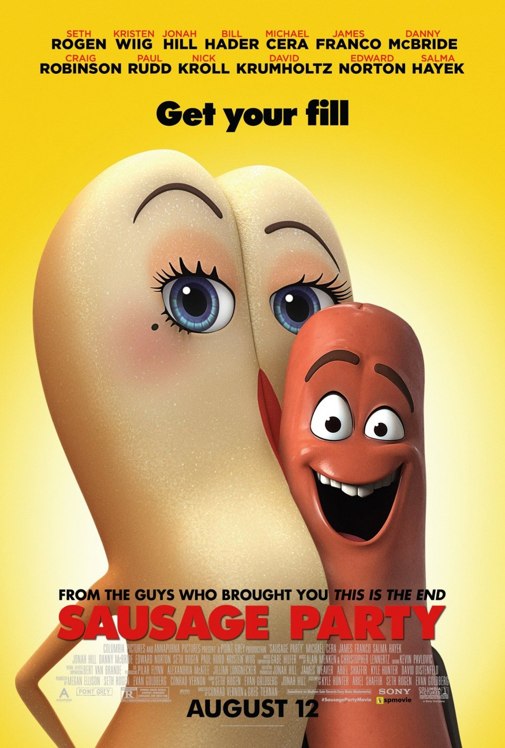 Sausage Party Reviews