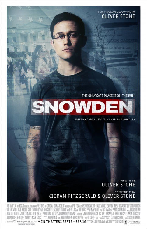 Snowden Reviews - Metacritic