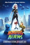 Monsters vs Aliens Image