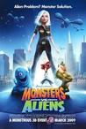 Monsters vs Aliens Image