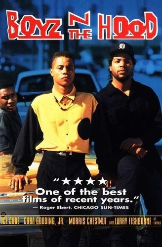 boyz in the hood movie review Singleton eventually made his own movie, boyz n the hood, a searing coming-of-age story set in a neighborhood overrun with gangs, drugs and automatic weapons originally released 25 years.
