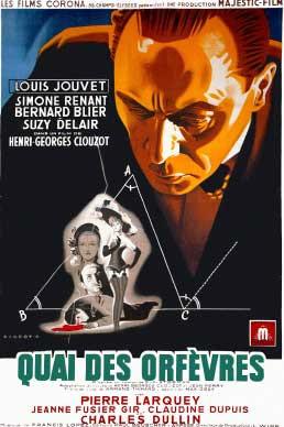 Quai des Orfèvres [re-release]