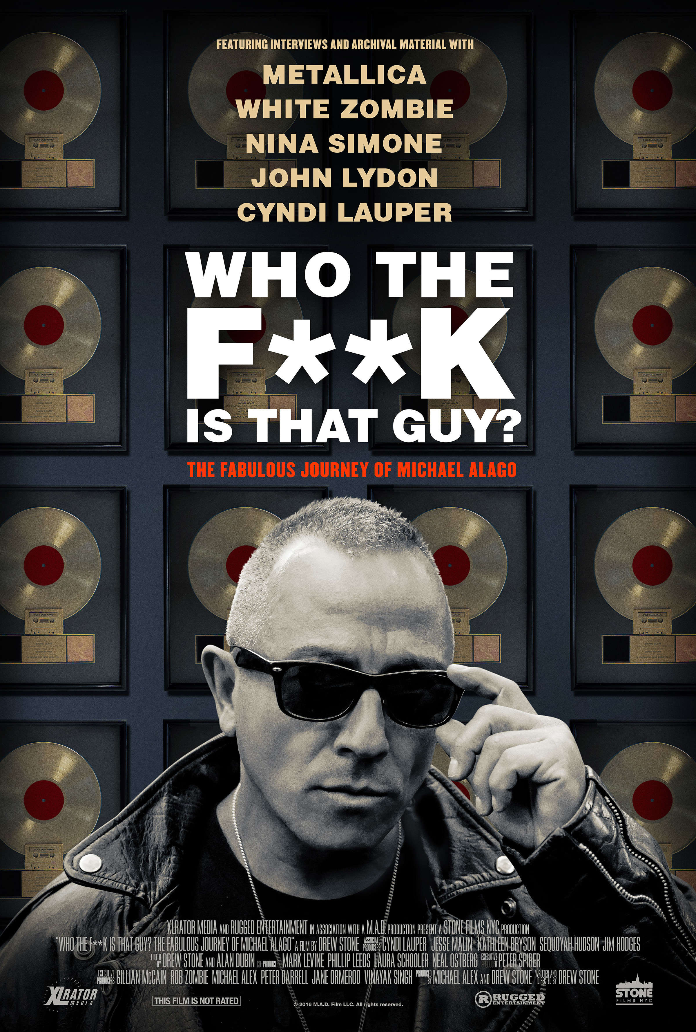 Who the F**K Is That Guy? (2016)