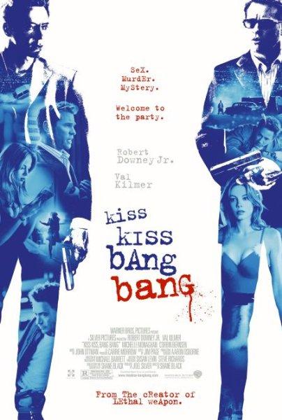 kiss kiss bang bang reviews metacritic