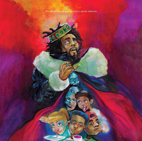 KOD by J. Cole