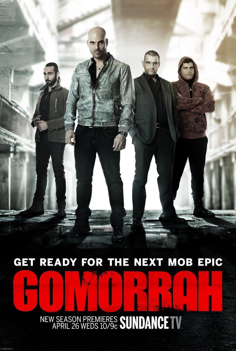 Gomorra Temporada 1 y 2 Italiano Subtitulado 720p