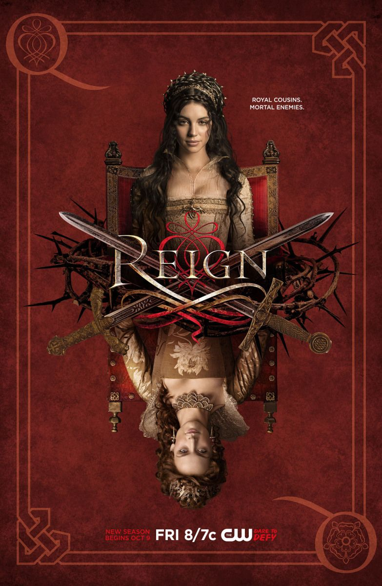 reign imdb rating