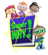 Super WHY! Image