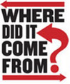 Where Did It Come From? Image